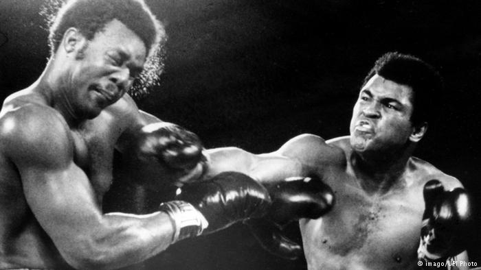 Muhammad Ali vs George Foreman (The Rumble in the jungle, 1974)