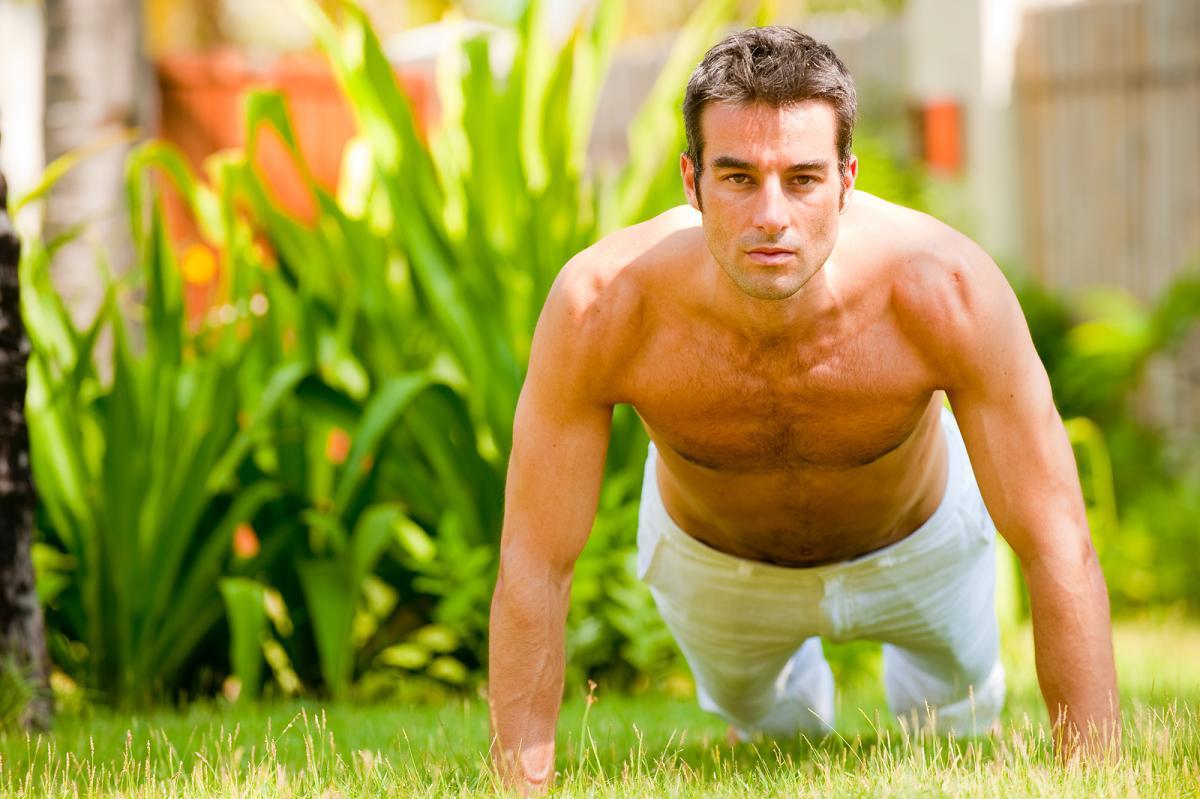 Tập thể dục vừa giúp cơ thể khỏe mạnh vừa trắng da