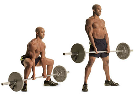 Sumo Deadlift – Deadlift dạng Sumo