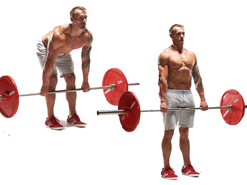 Romanian Deadlift – Deadlift kiểu Romanian